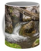 Small Falls Below Big Falls Coffee Mug