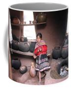 Small Girl Coffee Mug