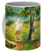 Small Golf Hazard Coffee Mug