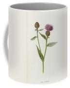 Small Knapweed  Coffee Mug