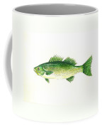 Small Mouth Bass Coffee Mug