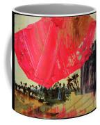 Small Pike Umbrella Coffee Mug