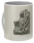 Small Stone Fountain Coffee Mug