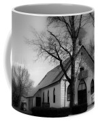Small Town Church Coffee Mug