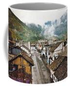 Small Town Ecuador Coffee Mug