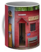 Small Town Post Office Coffee Mug