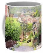 Small Town Scape Coffee Mug