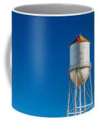 Small Town Water Tower Coffee Mug