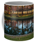Small Urban Park Coffee Mug