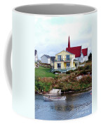 Small Village Coffee Mug