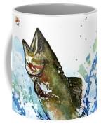Smallmouth Bass Coffee Mug