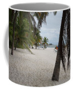 Smathers Beach - Key West Coffee Mug