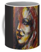 Smile - Portrait Of A Woman Coffee Mug