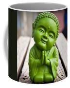 Smiley Buddha Coffee Mug