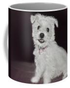 Smiling Puppy Coffee Mug