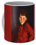 Smiling Tom Thomas Cafferty 1924 Coffee Mug