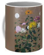 Smith's Giant Chrysanthemums Coffee Mug