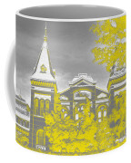 Smithsonian Chrome Coffee Mug