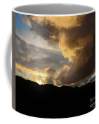 Smoke Like Sunset Coffee Mug