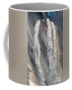 Smoke Painting Coffee Mug