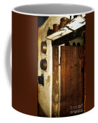 Smokehouse At The Old Farm Coffee Mug