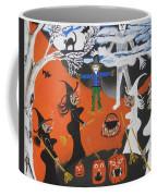 Smokey Halloween Coffee Mug