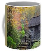 Smokey Mountain Grist Mill Coffee Mug