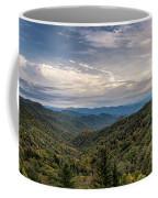 Smokey Mountain Sky Coffee Mug