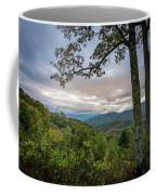 Smokey Mountain Sunset Coffee Mug