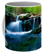 Smokey Mountains Mountain Stream 4 Coffee Mug