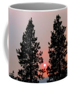 Smokey Okanagan Sunset Coffee Mug