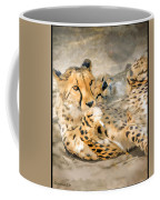 Smokin Cheetah Love Coffee Mug