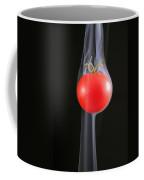 Smoking Tomato Coffee Mug