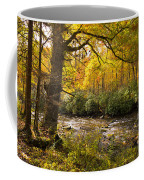 Smoky Autumn Coffee Mug