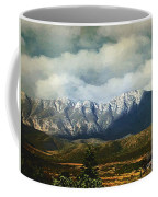 Smoky Clouds On A Thursday Coffee Mug