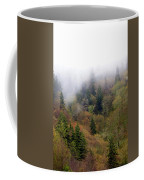 Smoky Mount Vertical Coffee Mug