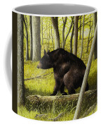 Smoky Mountain Bear Coffee Mug