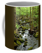Smoky Mountain Stream 2 Coffee Mug