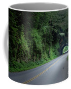 Smoky Mountain Tunnel Coffee Mug