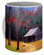 Smoky Mtn. Cabin Coffee Mug
