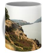 Smoky Sky Gray River Coffee Mug