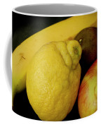 Smoothie Collection With Apple Note. Coffee Mug