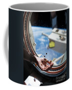 Snacking In Space Coffee Mug