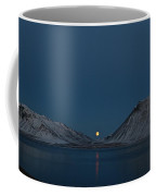 Snaefellsnes Moonrise Coffee Mug