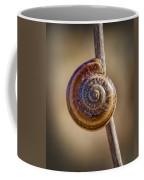 Snail On A Stick Coffee Mug