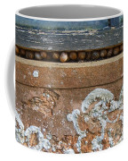 Snails At Home With Lichen Coffee Mug