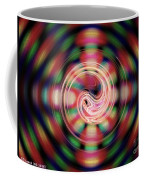 Snake Pit Abstract Coffee Mug