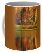 Snake River Fall Colors Coffee Mug