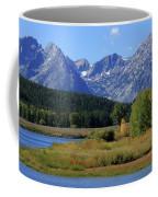 Snake River, Grand Tetons National Park Coffee Mug