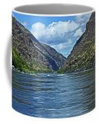 Snake River Hells Canyon Coffee Mug